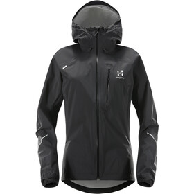 Haglöfs L.I.M Jacket Damen true black